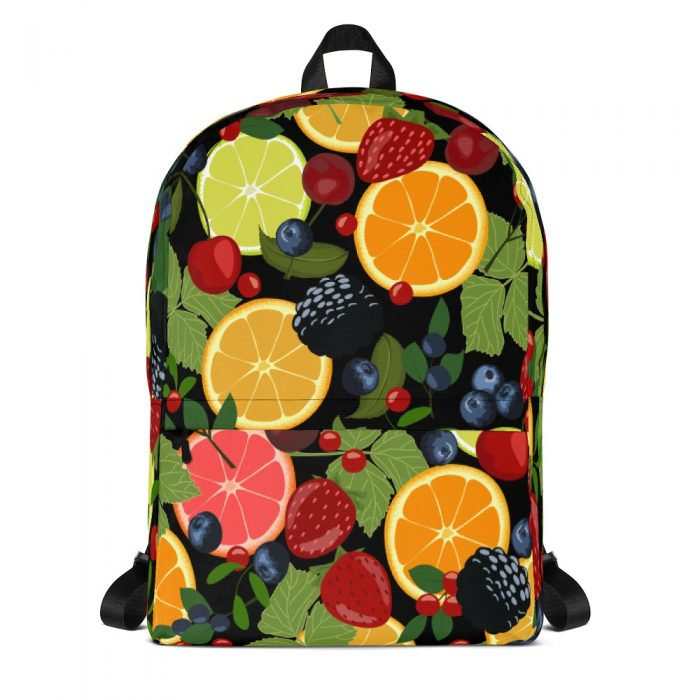 Fruits and Berries Backpack