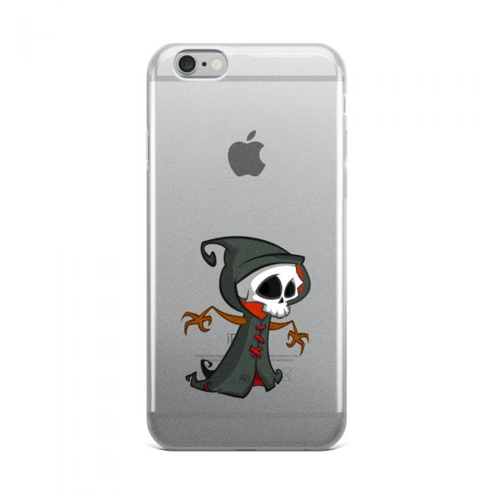Death Monster iPhone Case