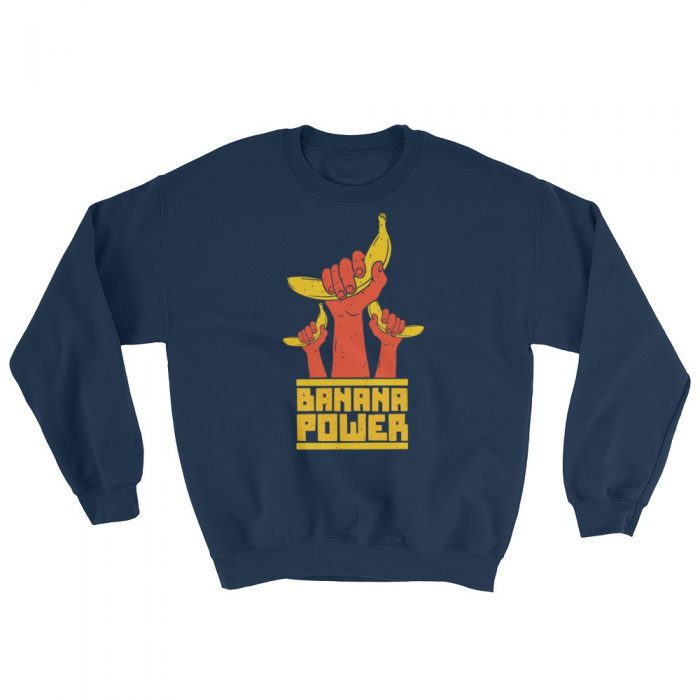Banana Power Sweatshirt
