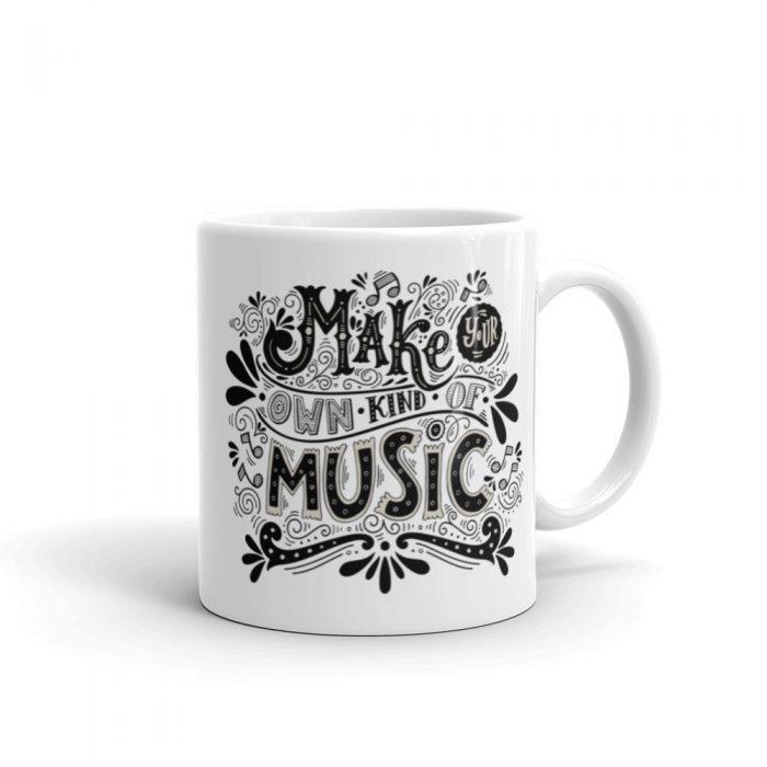Make Your Own Kind of Music Mug