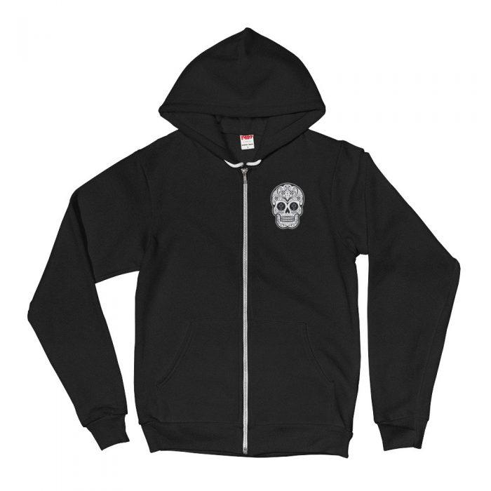 Skull Hoodie sweater