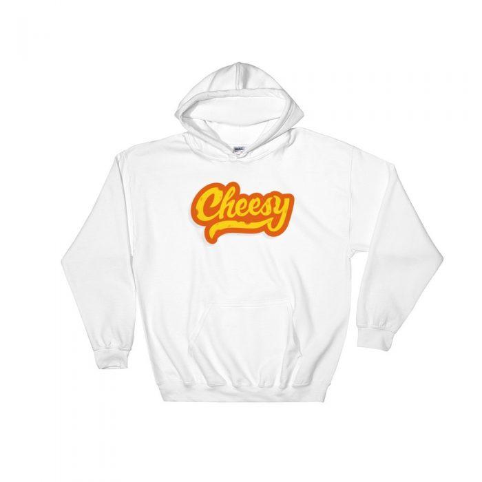 Cheesy Hooded Sweatshirt