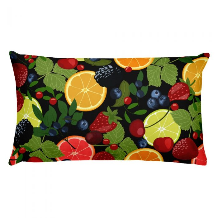 Fruits and Berries Basic Pillow