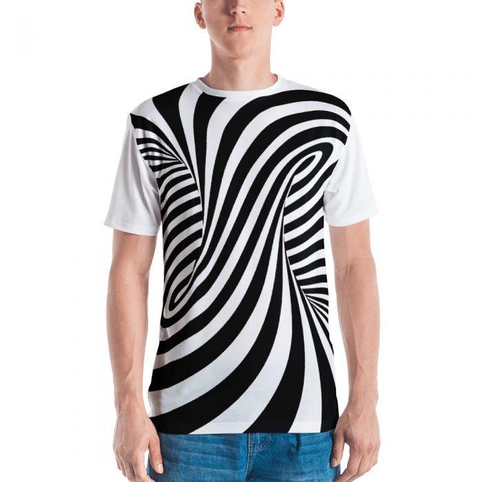 Optical Illusion Men's T-shirt