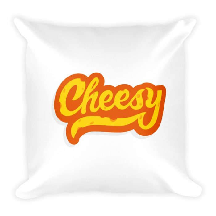 Cheesy Pillow