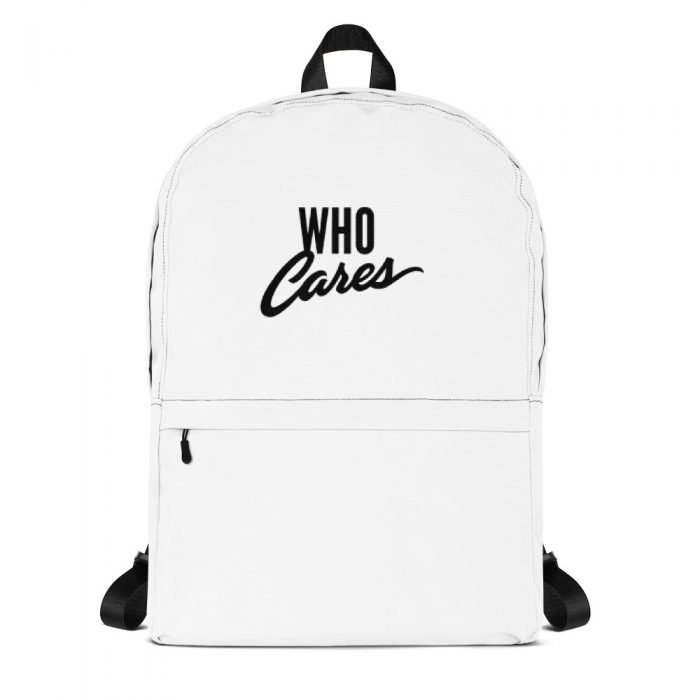 Who Cares Backpack