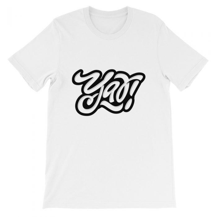 Yay 2 Short-Sleeve Unisex T-Shirt