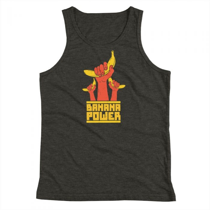 Banana Power Youth Tank Top