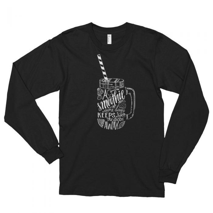 Smoothie Long sleeve t-shirt (unisex)