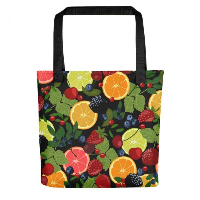 Fruits and Berries Tote bag