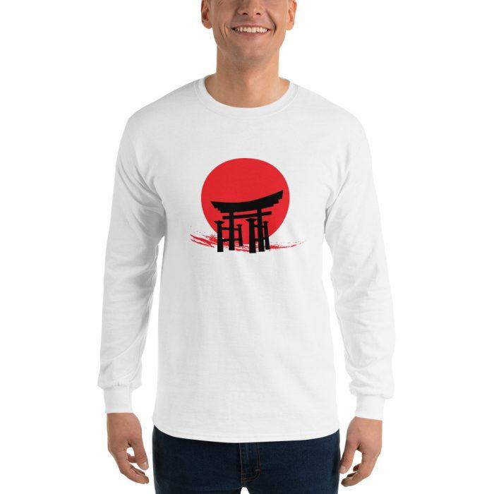 Japan Gate Long Sleeve T-Shirt