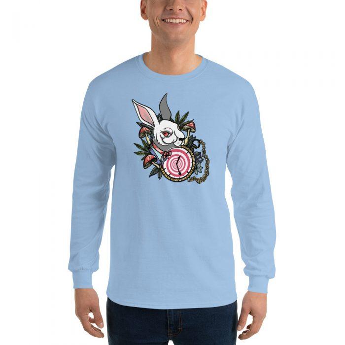 White Rabbit Long Sleeve T-Shirt