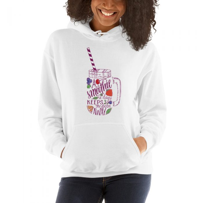 Smoothie Hooded Sweatshirt
