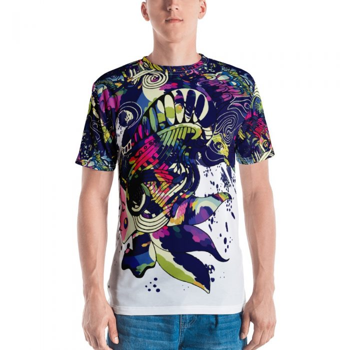 Abstract Colors Men's T-shirt