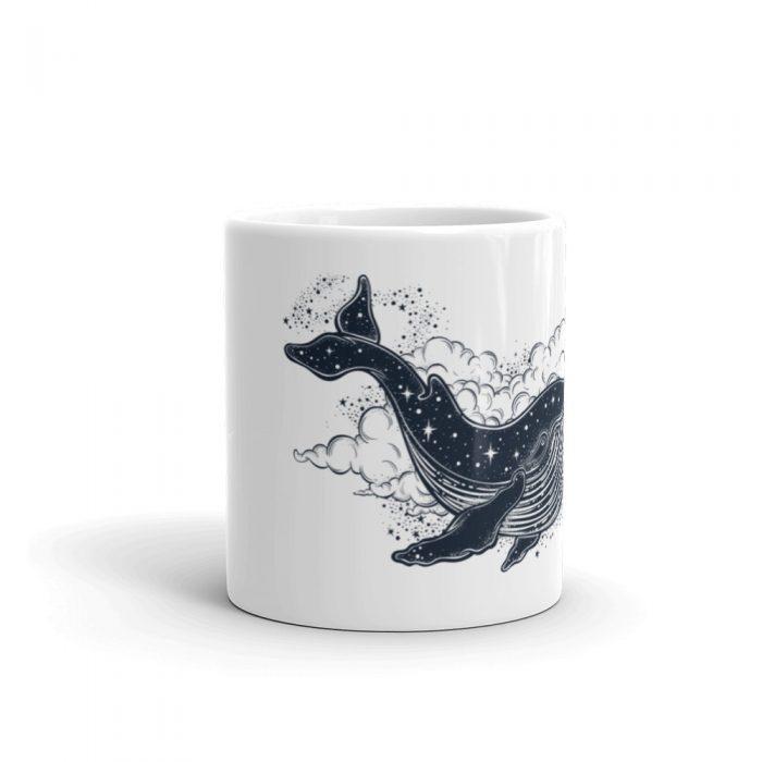 Space Whale Mug