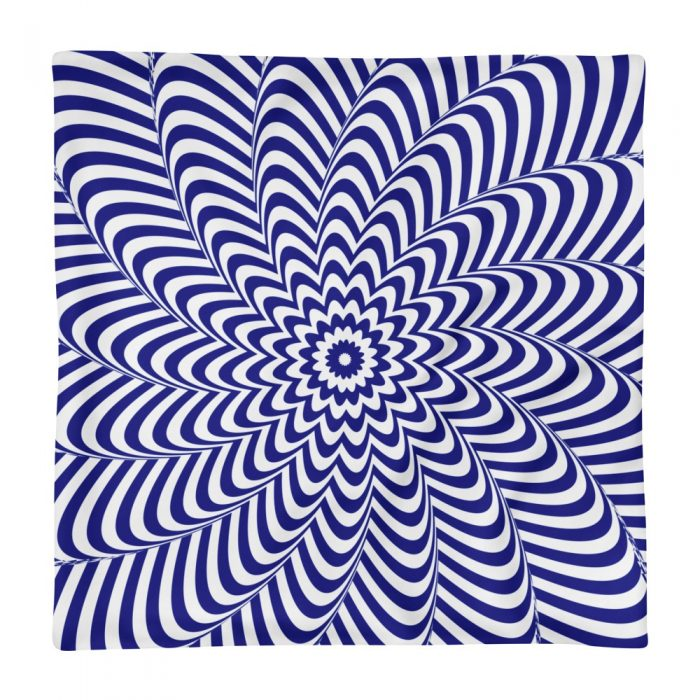 Optical Illusion Pillow Case only