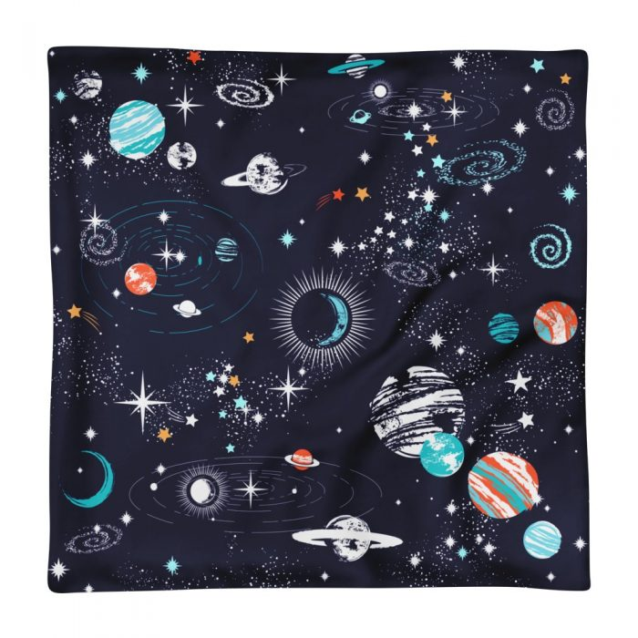 Space Background Pillow Case only