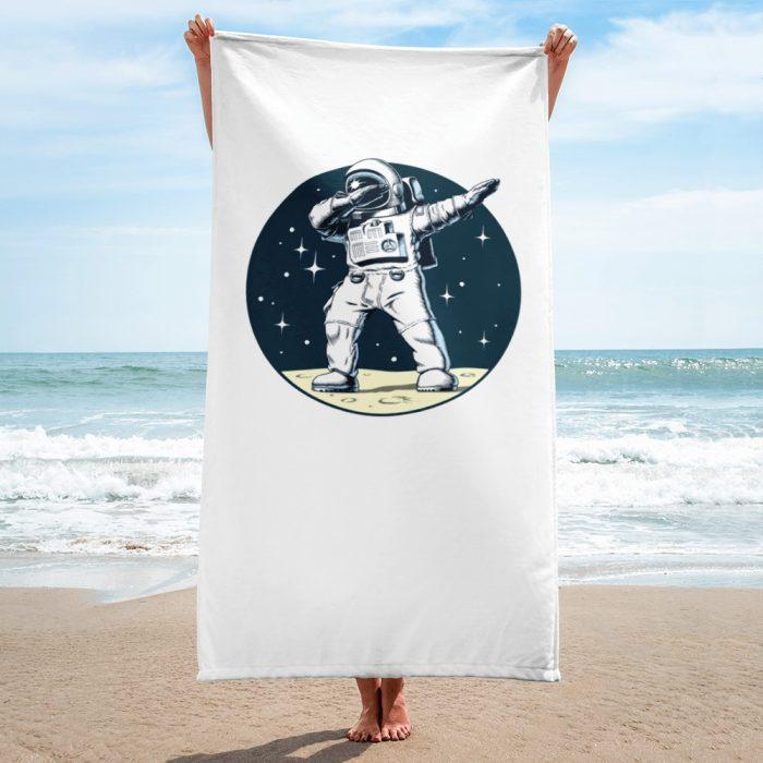 Dancing Astronaut Towel