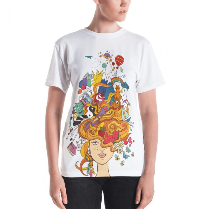 Imagination Women's T-shirt