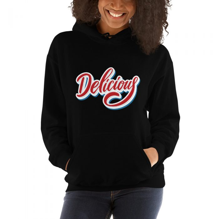 Delicious Hooded Sweatshirt