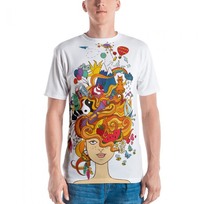 Imagination Men's T-shirt
