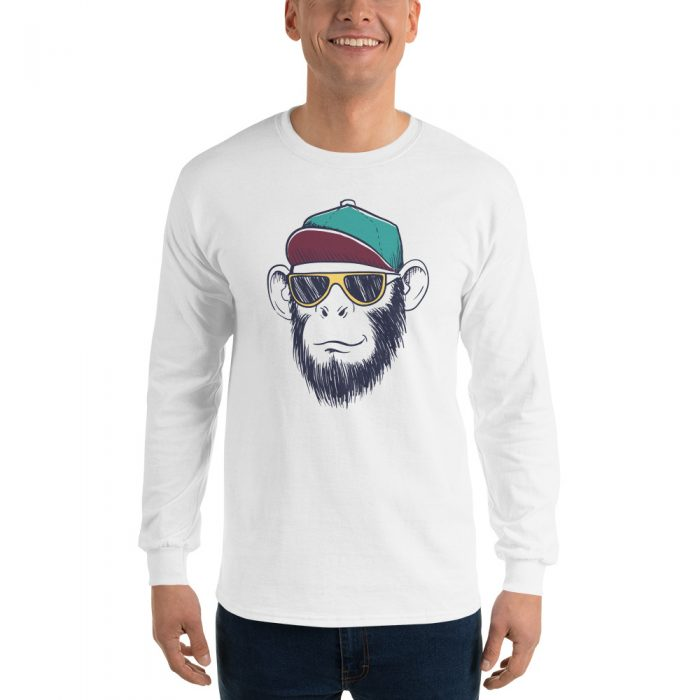 Cool Chimp Long Sleeve T-Shirt