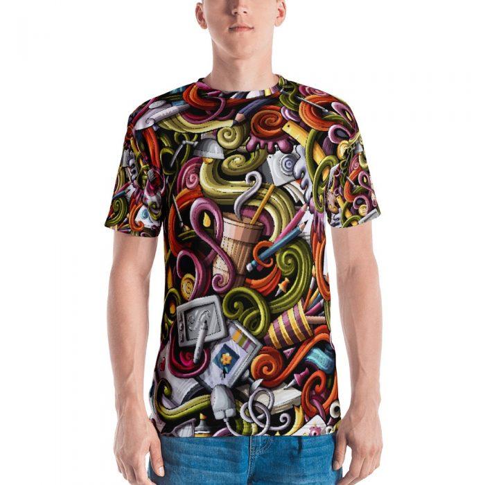 Designer Pattern Men's T-shirt