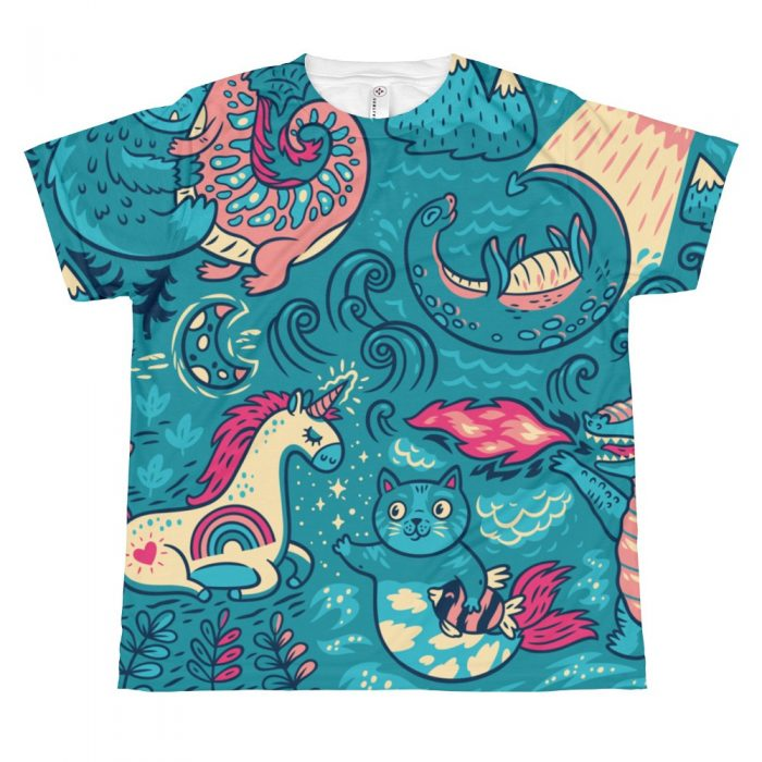 Magic Pattern T-shirt