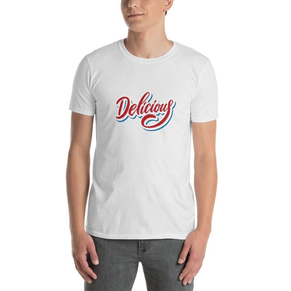 Delicious Short-Sleeve Unisex T-Shirt