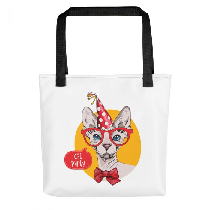 Cat Party Tote bag