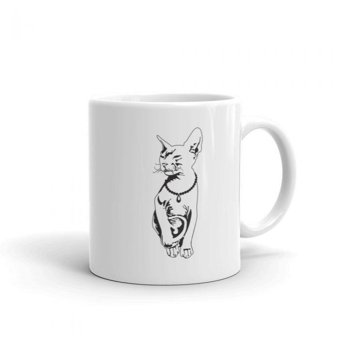 Sphynx Kitten Mug