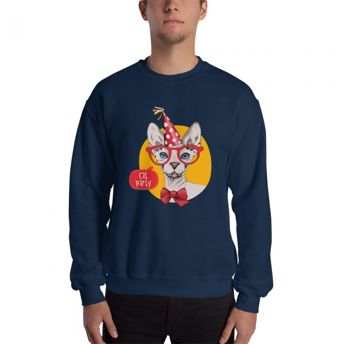 Cat Party Sweatshirt