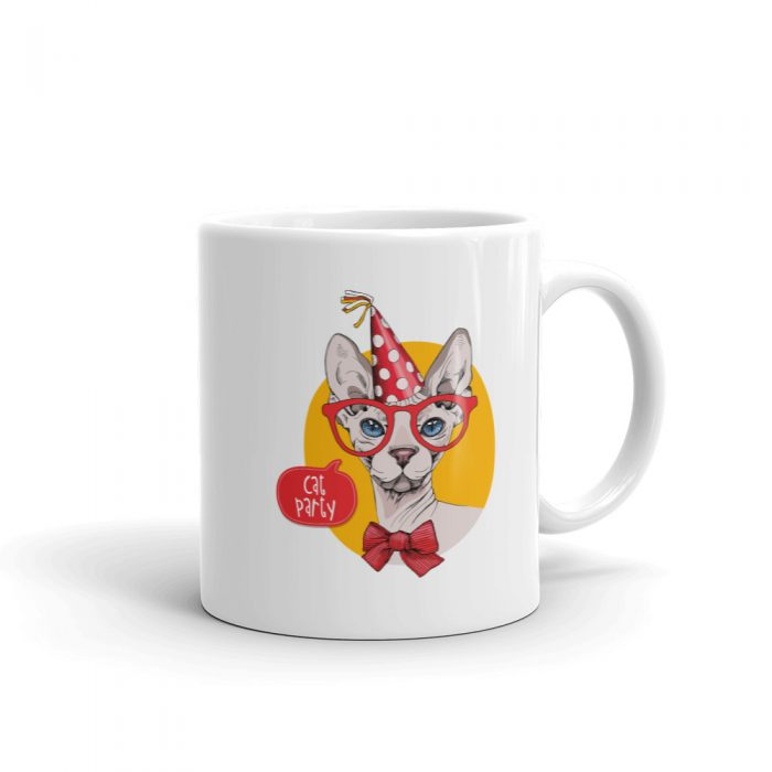 Cat Party Mug