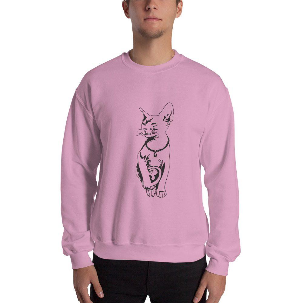 Sphynx Kitten Sweatshirt